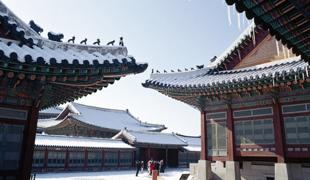 首尔的冬天