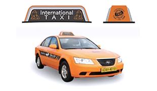 中型出租车