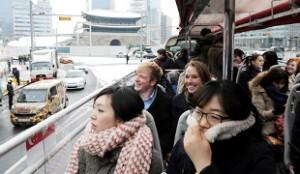 1. 城市观光巴士
