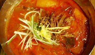 香辣牛肉汤