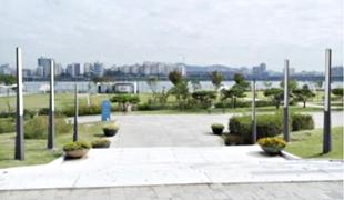 汝矣岛汉江公园入口
