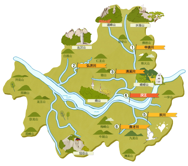 峰山风景区地图