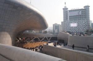 东大门设计广场&公园(DDP)