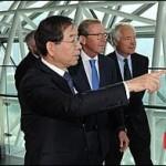 [元淳的希望日记 548] 首尔的城市外交,城市出口
