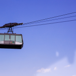 首尔塔缆车