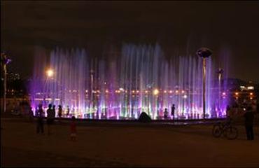 纛岛音乐喷泉