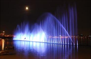 兰芝戏水区喷泉