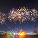 举办2016首尔世界烟花庆典