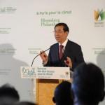朴元淳市长出席法国巴黎气候大会