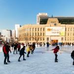 2016年暂停运营首尔广场溜冰场