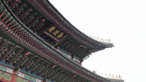 首尔地铁之旅_景福宫站(景福宫,韩服租借店)