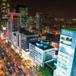 首尔深夜巴士的美食之旅