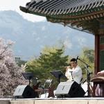 """4月开始首尔将在景福宫和昌庆宫举行 """"古宫音乐会"""""""