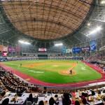 高尺圆顶棒球场