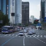 首尔市,为道路安全而开展老旧的下水管道维修
