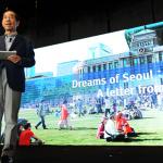 朴元淳市长,向新加坡意见领袖们营销首尔