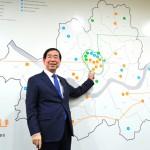 朴元淳市长,为寻求不平等社会的解决方法而巡访北美