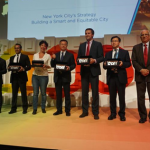 """首尔市获得""""全球智慧城市奖""""城市领域大奖"""