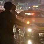 """在首尔市钟路一带运营""""出租车开心区"""""""