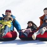 2016年纛岛雪橇场开张