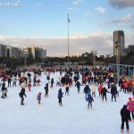 2016年汝矣岛公园冰雪公园开张