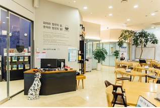 就业咖啡厅 – PAGODA 钟路塔