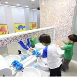 截止2020年之前,改善又脏又不方便的学校卫生间