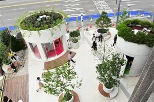 提前体验首尔路7017项目