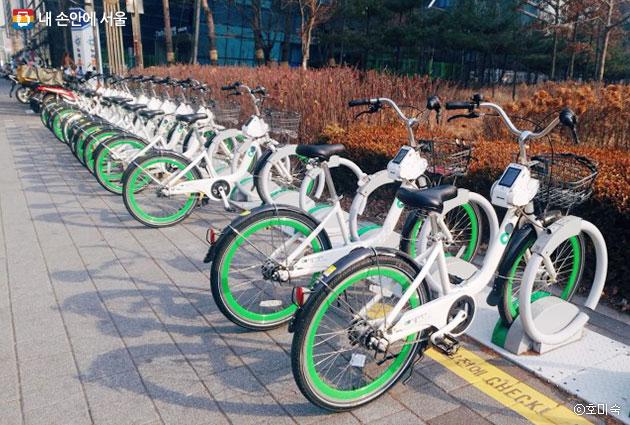 首尔市公共自行车