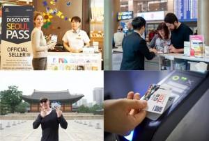 """游逛首尔的""""首尔转转卡""""推出折扣优惠"""