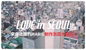 [Love in Seoul] 泡菜制作体验