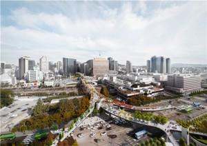 生态、文化步行街──首尔路7017将于5月20日开通