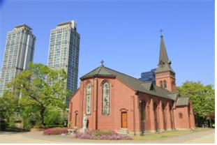 药岘天主教堂
