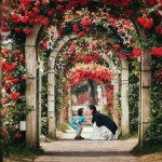 到首尔大公园,邂逅5月的花之女王玫瑰吧!
