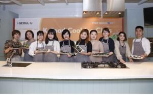 到首尔来学习韩剧中的韩国料理!