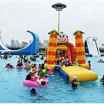 汉江露天泳池将于6月23日开放