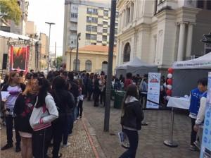 巴西圣保罗市举办推广首尔的活动