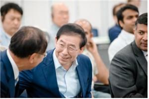 举办听取外籍居民问题的首尔居民会议