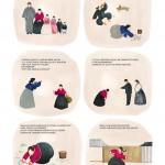 首尔市,举办日军慰安妇作品征集大赛 -法国人Annabelle荣获大奖-