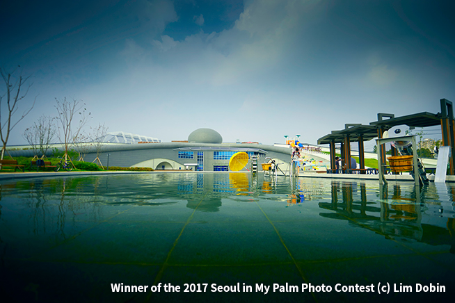 Winner of the 2017 Seoul in My Palm Photo Contest (c) Lim Dobin