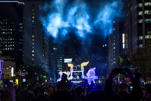首尔彩灯节