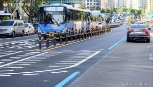 首尔市市内公交车满意度创历史新高