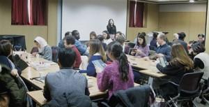 招募2018年外籍居民首尔生活探查员