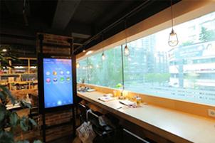 效率学习咖啡厅