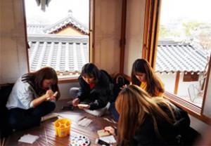 首尔市北村三月文化活动