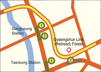 京春线林道
