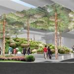 """首尔市仿照纽约低线公园,在""""玉水站高架桥下""""打造市区森林"""
