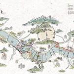 跟随故事展开的汉江历史之旅活动