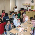 在首尔国际文化体验中心享受体验传统韩国文化的机会吧