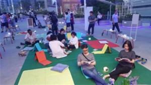 首尔路7017精彩丰富的夏季活动